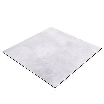 BRESSER Flatlay Achtergrond voor het leggen van foto's 60x60cm beton kijken lichtgrijs