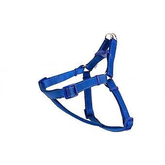 Ancol Padded Exercise Harness - Medium (24 inch) - Blue