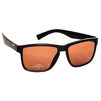 Sunglasses Unisex Mass Controlmatt black/brown