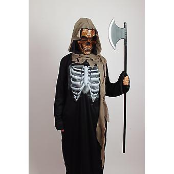Halloween y horror Hakbijl 4-delig schroefbaar plástico