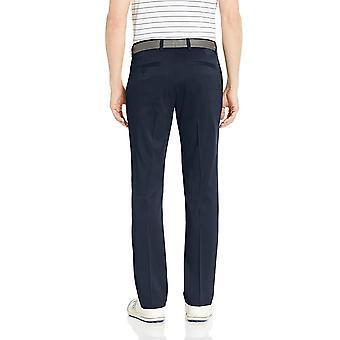 Essentials Men's Slim-Fit Stretch Golf Pant, Navy, 36W x 34L