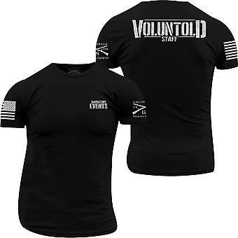 グラントスタイル ヴォルンド Tシャツ - ブラック
