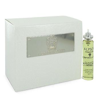 Alyson Oldoini Oranger Moi Eau De Parfum Refillable Spray Av Alyson Oldoini 1,4 oz Eau De Parfum Refillable Spray