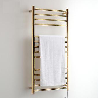 304 Stainless Steel Waterproof Towel Rack, Wall Mounted  Towel Warmer Rack