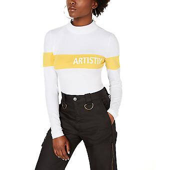 Artistix | Mock-Neck Graphic Bodysuit