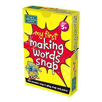 My First Making Words Snap CDU (10 Units)