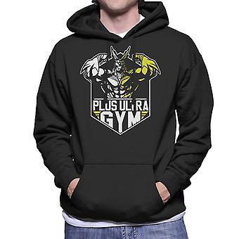 All Might Gym My Hero Academia Men's Huppari