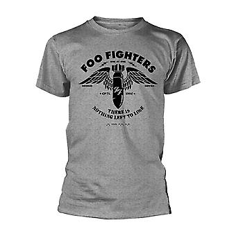 Foo Fighters Stencil Grey T shirt