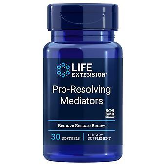 Life Extension Pro-Solving Mediators, 30 Softgels