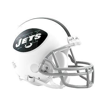 Riddell VSR4 Mini Football Helmet - New York Jets 1965-1977