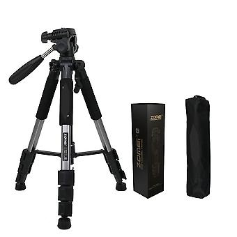 Professional Portable Travel Aluminum Camera Tripod & Pan Head
