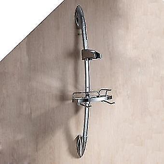 Salle de bains-douche, Shower-rod, Shampooing Holder-étagères