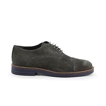 Madrid 603 camoscio men's suede laced shoes