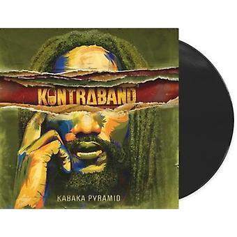 Kabaka Pyramid - Kontraband [Vinyl] USA import
