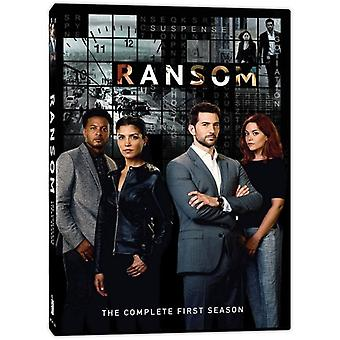 Ransom: Season One [DVD] USA import