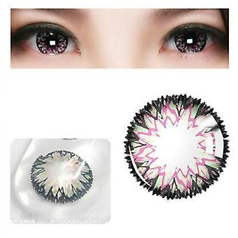 Milkshak Grass Colored Contact Lens Cosmetic Lenses Eye Color