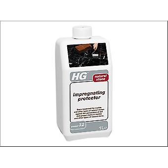 HG Luonnonkivi kyllästää suojain 1L