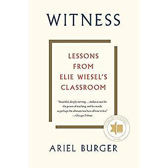 Getuigenis: Lessen uit de Elie Wiesel klas