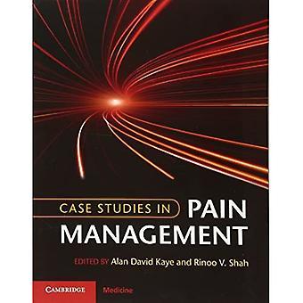 Études de cas en gestion de la douleur