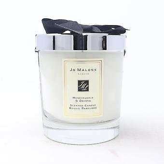 Jo Malone Honeysuckle & Davana Scented Candle  7.0oz/200g New With Box