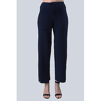 Marine Sam-rone Women's Blue Pants