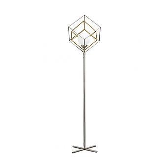 Gulvlampe Sølv Neoclassic 168 cm