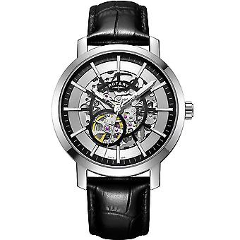 Mens Watch Rotary GS05350/02, Automatic, 42mm, 5ATM
