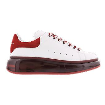 Alexander McQueen Sneaker Leath.S.Rubb Larry/Dai White 611698WHXMA9714 shoe