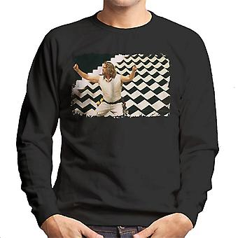 The Big Lebowski The Dude Dream Sequence Men's Sweatshirt
