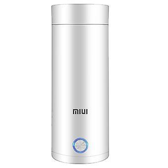 Bollitore elettrico portatile, tazza termica, viaggio del caffè, temperatura della caldaia dell'acqua