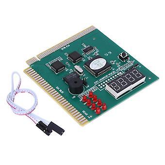 4 أرقام Lcd شاشة الكمبيوتر محلل التشخيص بوست بطاقة / اللوحة الأم اختبار