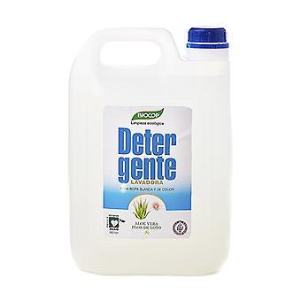 Tvättmedel för vita och färgade kläder 5 L gel