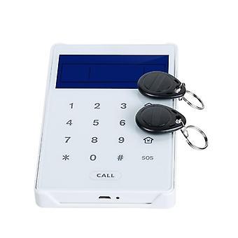 Rfid Dual-way, Password Tastatur Til Home Gsm, Alarm System
