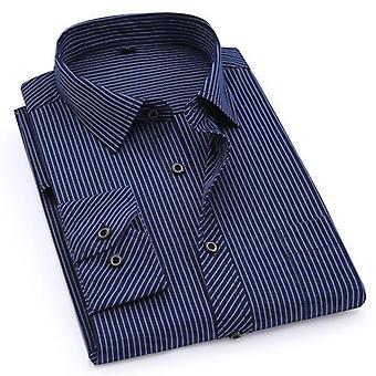 Mens Business Casual Pitkähihainen paita