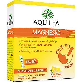 Aquilea Magnesio Granulado 34 Envelopes