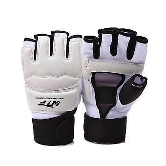 Taekwondo Palm Foot Protector Guard, Karate Hand Gloves, Kickboxing Boot, Palm