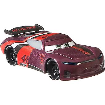 Disney Pixar Cars Aaron Clocker