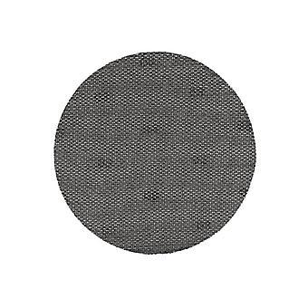 Trend Mesh Random Orbital Sanding Disc 225mm x 80G (Pack 5) AB/225/80M