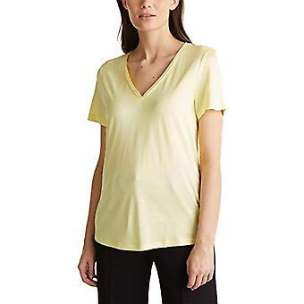 ESPRIT Collection 030EO1K320 T-Shirt, 760/Lime Yellow, L Woman