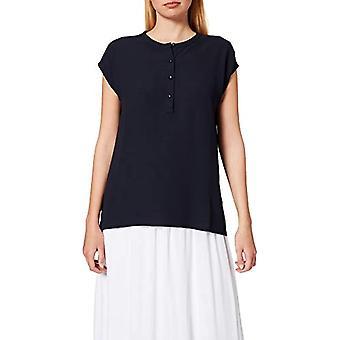 More - More Shirt von T, Navy_0375, 42 Femme