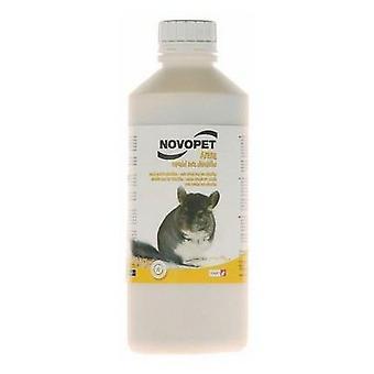 Chinchilla için Novopet Banyo Kumu (Küçük evcil hayvanlar, Yatak Takımları)