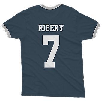 Franck ribery 7 france country ringer t-shirt