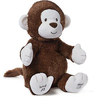 Gund Animoitu Clappy Monkey Muhkea