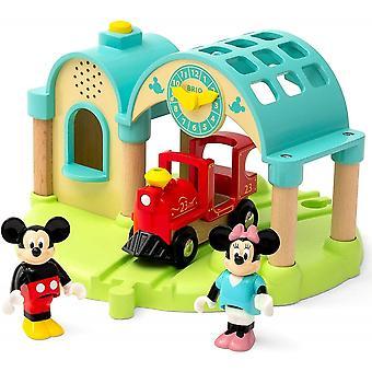 Brio 32270 Brio Disney Mickey & Friends - Mikki Hiiren rautatieasema