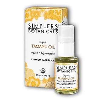Simplers Botanicals Organic Tamanu Oil, 1 oz