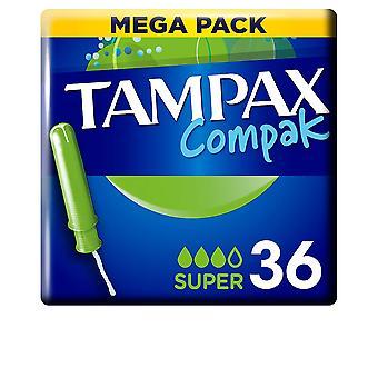 Tampax Tampax Compak Tampón Super 22 Uds Donna
