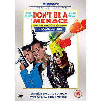 Dont Be a Menace to South Central While Drinking Your Juice... DVD (2005) Region 2