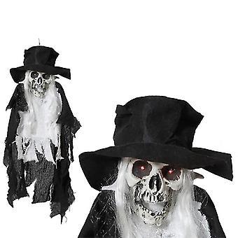 Skeleton pendant Halloween (81 x 28 x 23 cm)