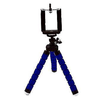 Mini állvány versitile asztali telefontartó(Kék)
