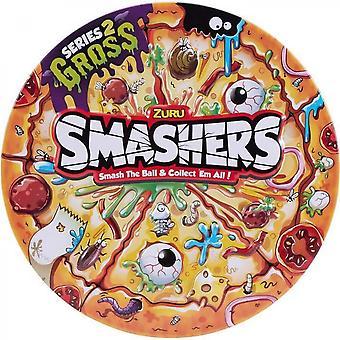 Smashers Collector Box + 1 Smasher Seizoen 2
